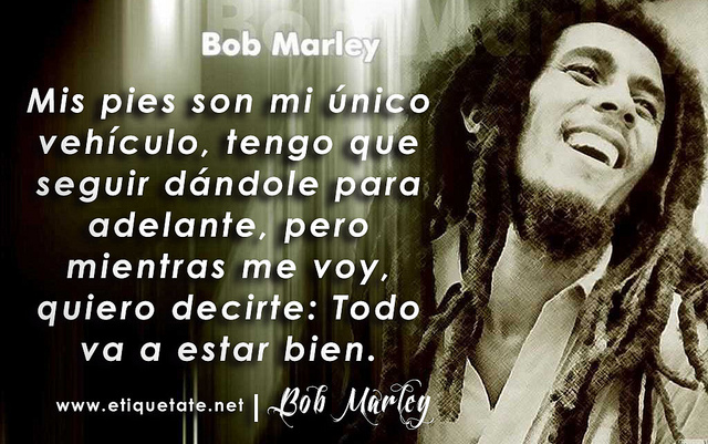 Fraces De Bob Marley: PersonalBlog: Bob Marley