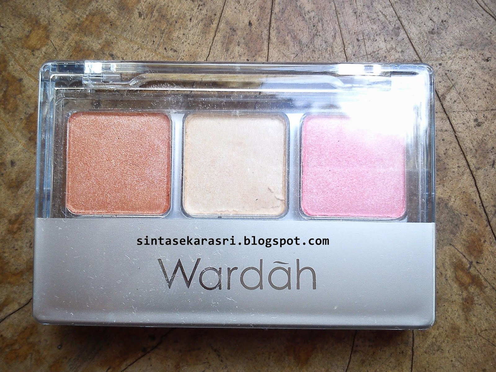 SINTAS: [BEAUTY] WARDAH EYESHADOW I