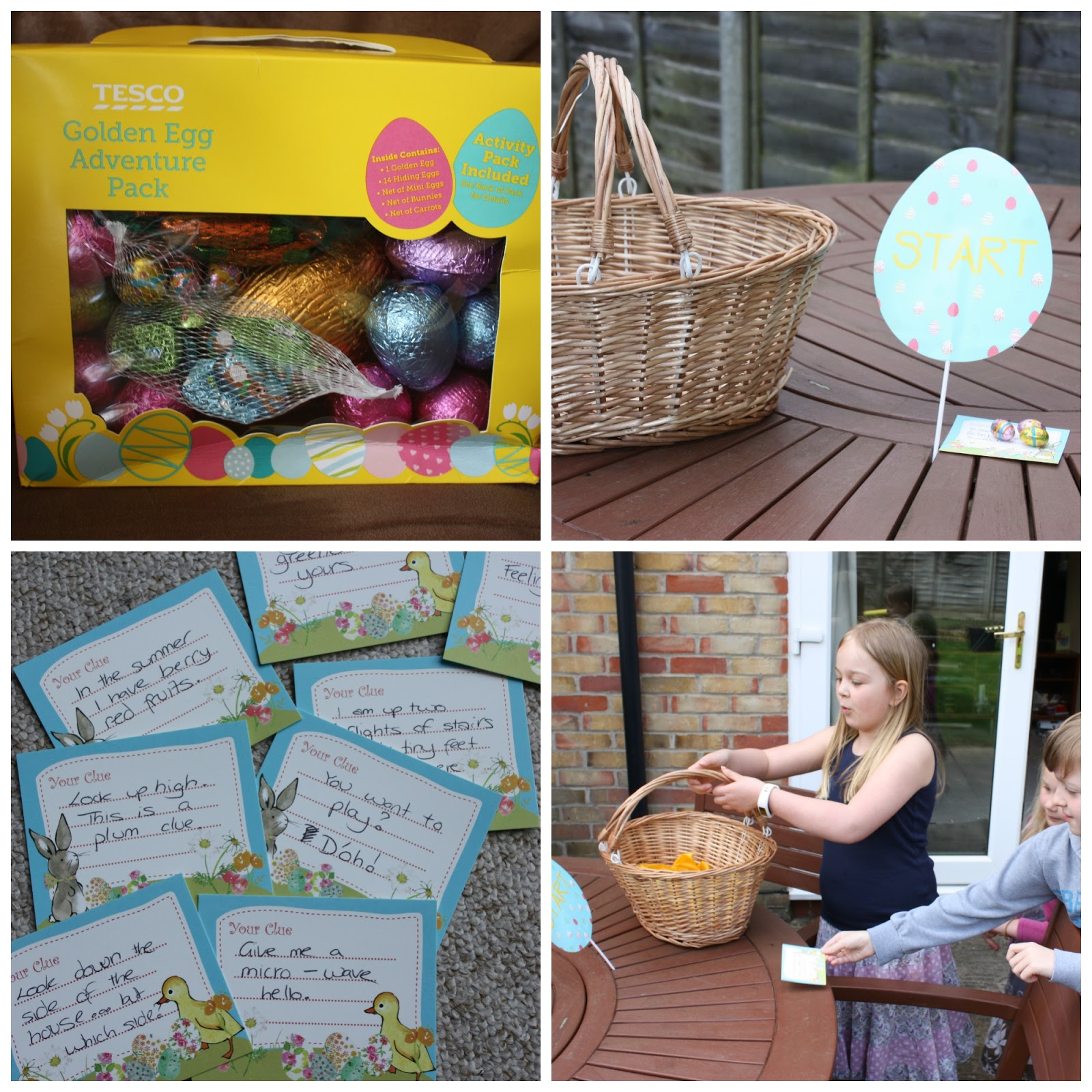 Mellow mummy tescoeaster egg hunts easter crafts and a hamper tesco is holding free easter egg hunts on saturday 8th april and sunday 9th april in stores up and down the country there are lots of easter prizes to be negle
