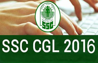 ssc cgl 2016 exam pattern