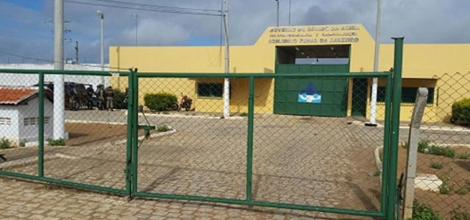 URGENTE: Princípio de rebelião no Conjunto Penal de Juazeiro (BA), neste domingo (22)  - Portal Spy Notícias