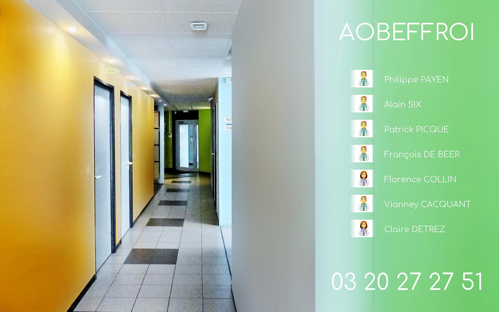 AOBEFFROI Tourcoing - Ophtalmologistes Orthoptistes Tourcoing