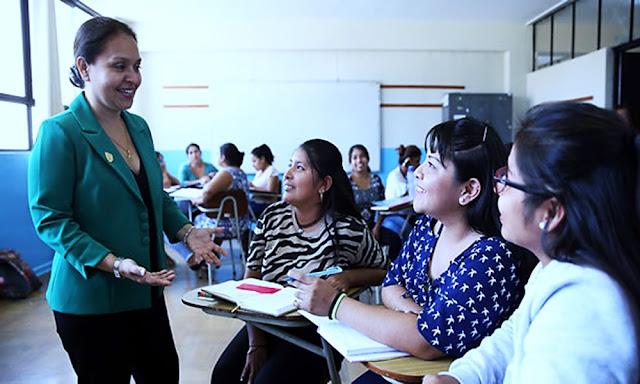 Convocatoria para contratación docente en IESP 2020