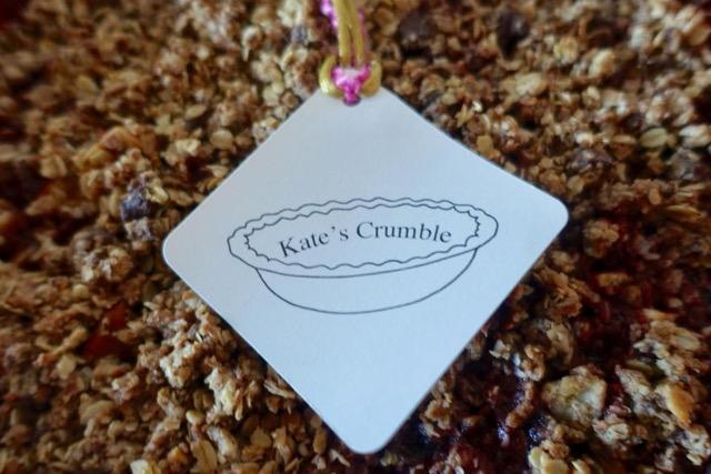 kate's crumble