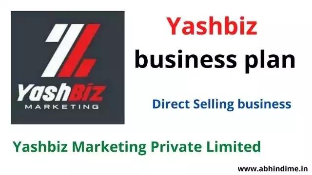 Yashbiz business plan