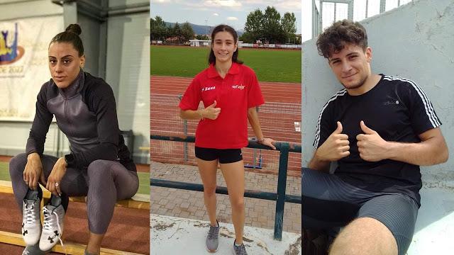 Με τρεις αθλητές ο ΣΔΥ Αργολίδας στο Πανελλήνιο Πρωτάθλημα Κλειστού Στίβου