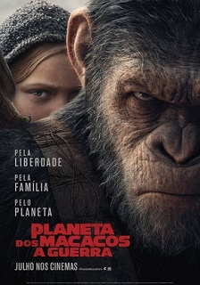 Planeta dos Macacos – A Guerra 2017 Torrent Download – BluRay 720p e 1080p Dublado / Dual Áudio