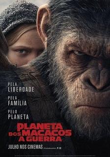 Planeta dos Macacos – A Guerra 2017 Torrent Download – BluRay 720p e 1080p Dublado / Dual Áudio