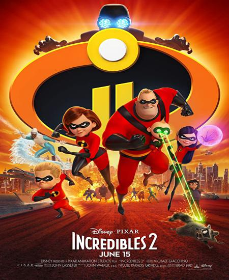 Incredibles 2 (2018) BluRay 720p Dual Audio In [Hindi English] Download