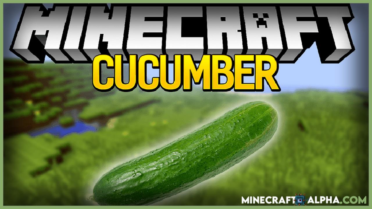 Minecraft Cucumber Mod 1.16.5 (Library for BlakeBr0's Mods)