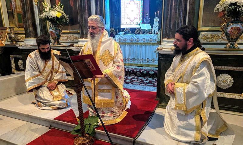 Λαμπρός ο εορτασμός της Πεντηκοστής σε Αλεξανδρούπολη και Διδυμότειχο