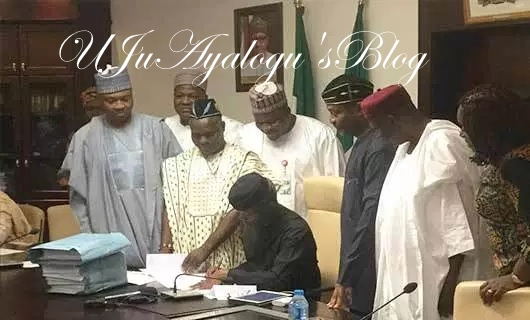 Why Signing Of 2017 Budget Was Delayed – Osinbajo.