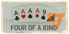 Four Of A Kind IDN Poker