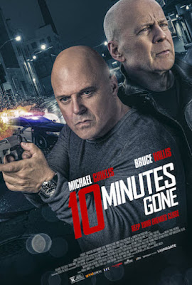 10 Minutes Gone 2019 English 720p WEBRip 750MB ESubs