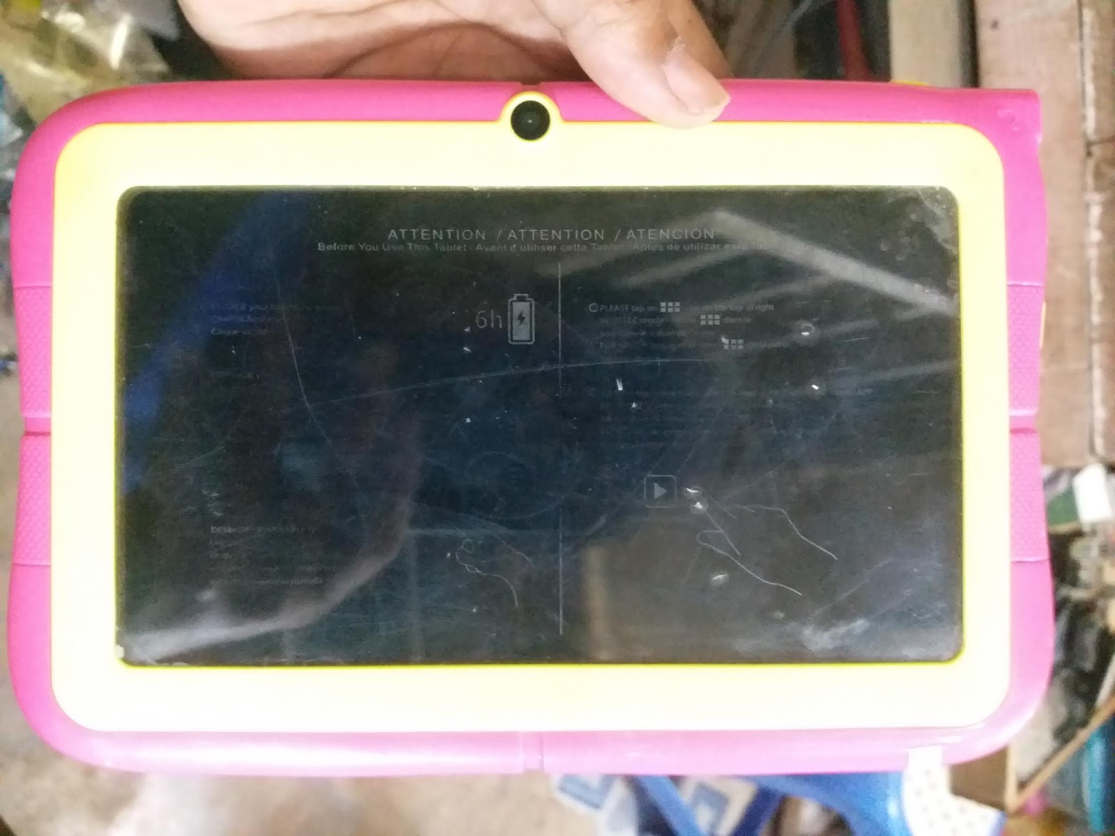 Atouch Tablet Firmware
