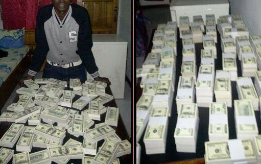 Yahoo Baddest Boy? Nigeria's Big Online Scammer Nabbed in Rivers State by EFCC & Interpol