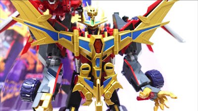 DX Kaiser Grid Knight Review Video