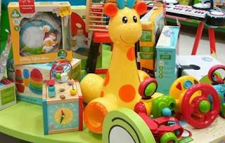 Memilih Mainan Edukasi Anak yang Aman Sesuai Usianya