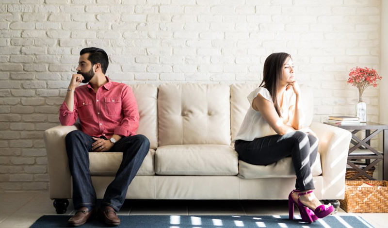The body language tell that reveals a lot about your relationship
