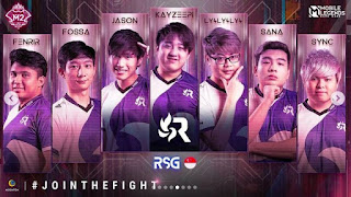 Roster RSG M2
