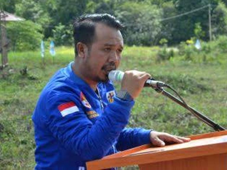 Listrik Sering Mati, Ketua KNPI Lingga Datangi Kantor PLN