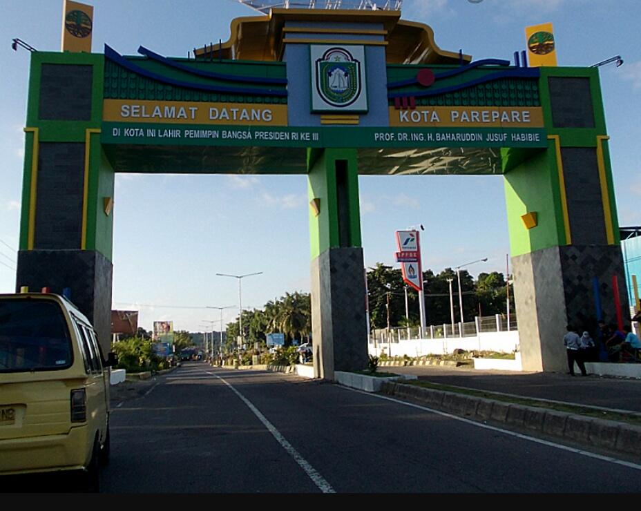 Perilaku Politik Towani Tolotang di Amparita Kabupaten ...