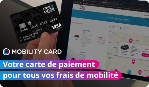 Free2Move – Mobility Card