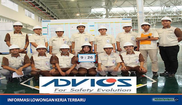 Lowongan Kerja PT. Advics Manufacturing Indonesia, Jobs: Staff IT, Supervisor Produksi