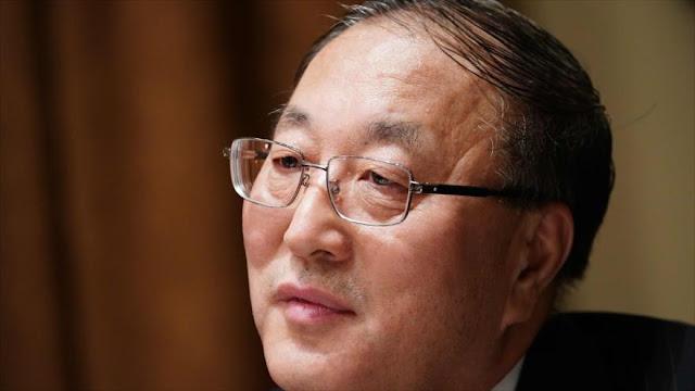 China denuncia la postura de EEUU sobre el acuerdo nuclear