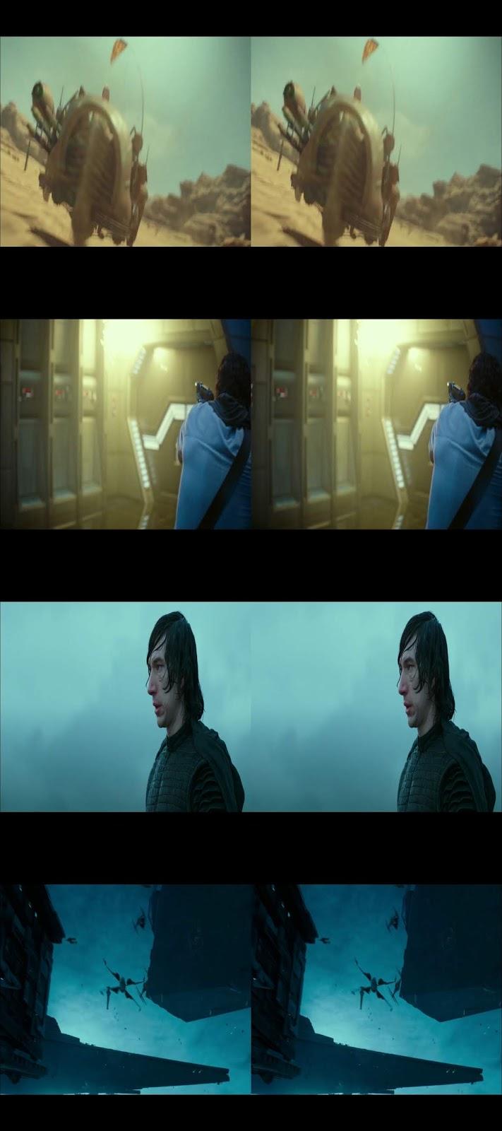 Star Wars El Ascenso de Skywalker (2019) 3D SBS Latino
