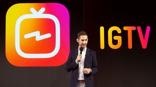 Mark Zuckerberg's Instagram launches IGTV app for long videos to rival YouTube