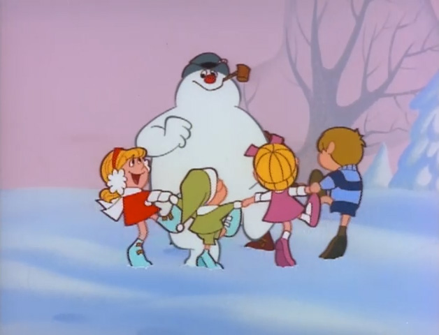 Carroll Bryant: Legend: Frosty The Snowman