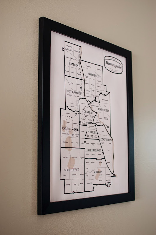 all things * jane: now available: minneapolis neighborhood map
