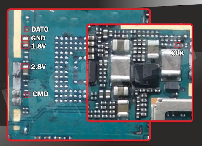LG F240K Emmc Direct Dump File Download