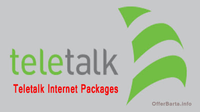 Teletalk Current Internet Packages