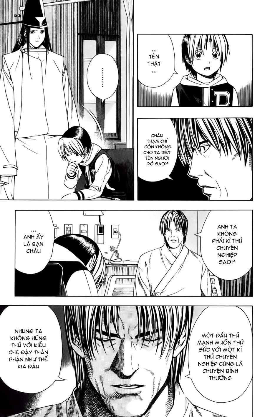 Hikaru No Go hikaru no go chap 108 trang 6
