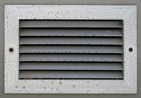 metal air ventilation 3ds Max texture