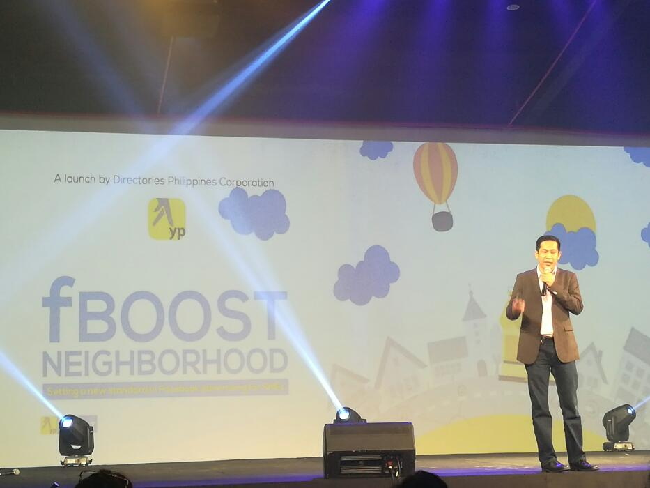 Yellow Pages FBoost: FB-based Ad Solutions for SMEs
