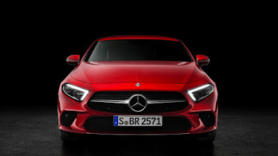 The New Mercedes-Benz CLS-Class