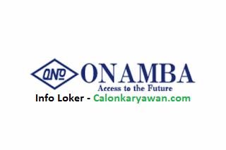 Lowongan Kerja PT Onamba Indonesia