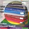 Pusat Bahan Kaos Combed 24s Tasikmalaya Kiloan Plus Rib
