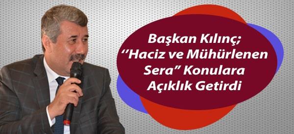 Anamur Belediyesi, Anamur Haber, Anamur Son Dakika, Hidayet Kılınç,