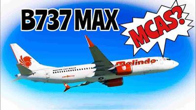 Boeing proporciona detalles de 737 Max Software Fix
