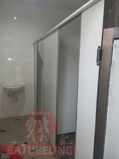 Cubicle Toilet di SMAN 5 Surabaya