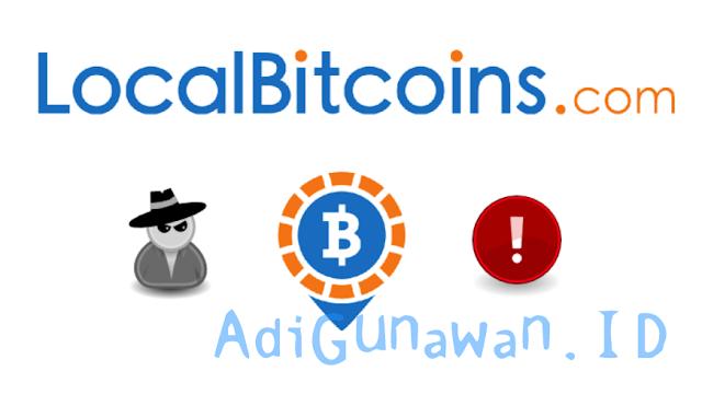 Tempat jual beli cryptocurrency dan review lengkap exchange bitcoin terbaik di Localbitcoins.com