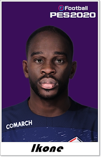PES 2020 Faces Jonathan Ikone by Shaft
