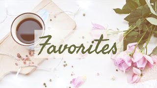 2017 Beauty Favorites That I cannot Live without