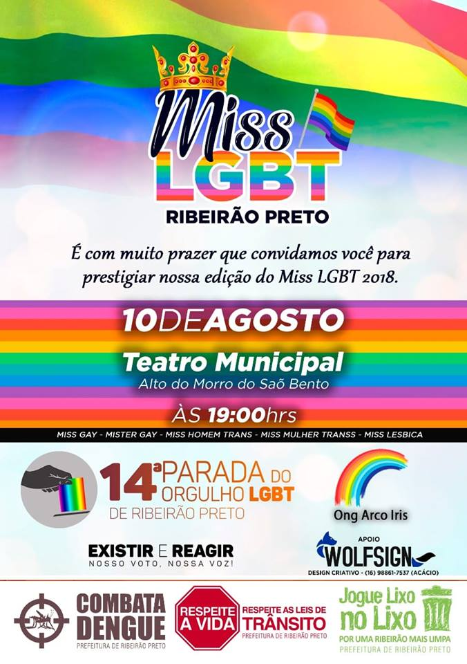 ada957d0f Sinopse: desfile para escolha dos vencedores nas categorias Miss Gay,  Mister Gay, Mister Homem Trans, Miss Mulher Transs, Miss Lésbica, Mister  Homem Bi, ...
