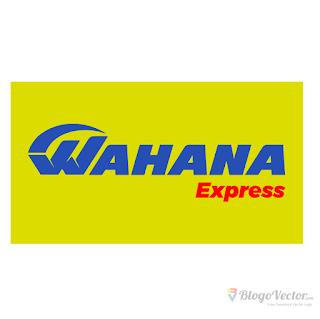 Wahana Express Logo vector (.cdr)
