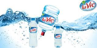 Nước uống lavie chất lượng và lịch sử hình thành phát triển